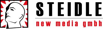 Logo steidle new media GmbH